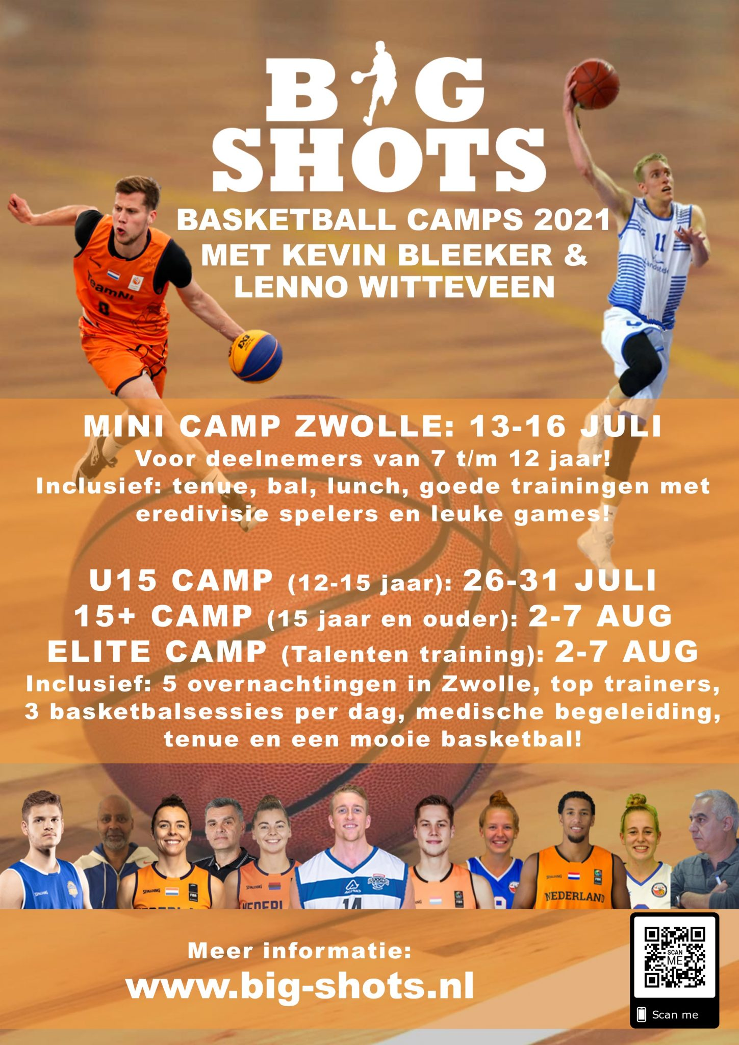 Big Shots Basketball Camp 2021