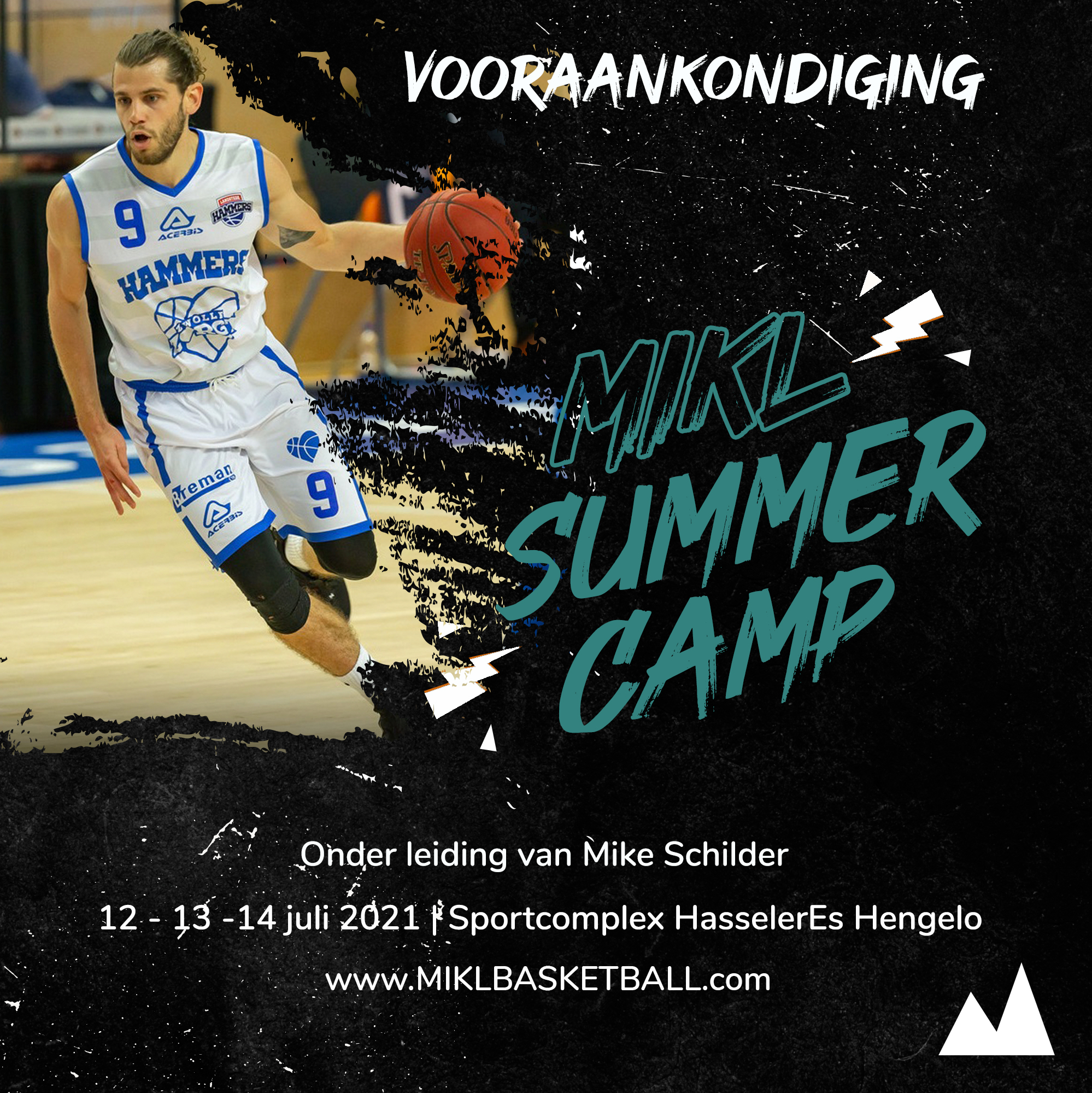MIKL Basketball Summercamp